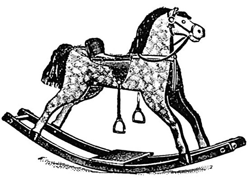 The History Of Rocking Horse